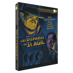 Les Disparus de Saint-Agil DVD + Blu-ray