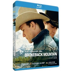 Le Secret de Brokeback Mountain blu-ray
