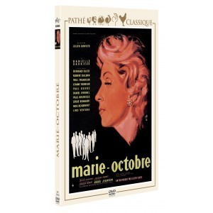 Marie octobre DVD