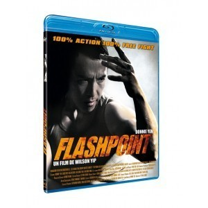 Flashpoint blu-ray