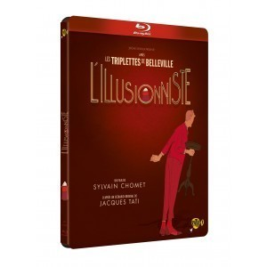 L'Illusionniste Blu-ray