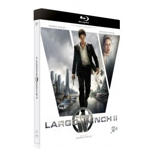 Largo Winch 2 blu-ray