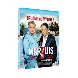 Le Marquis blu-ray