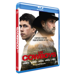 Les Cowboys Blu Ray