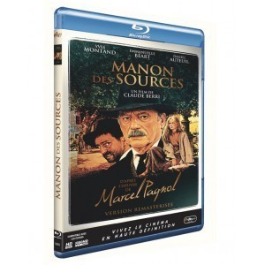 Manon des Sources blu-ray