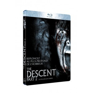The Descent 2 blu-ray