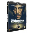 Escobar : Paradise Lost blu-ray