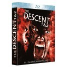 The Descent + The Descent 2 blu-ray